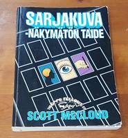 Kirja (Scott McCloud. Sarjakuva - Näkymätön taide)