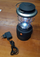 Dynamolamppu (Livarnolux LED-valoilla)