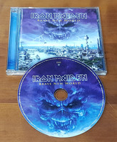 CD-levy (Iron Maiden - Brave New World)