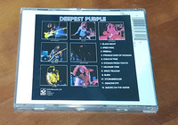 CD-levy (Deep Purple - Deepest Purple)
