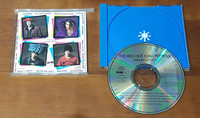CD-levy (Red Hot Chili Peppers - Freaky Styley)