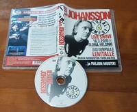 DVD-elokuva (Ilari Johansson Total Comedy)