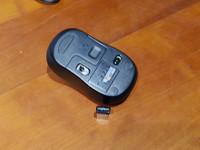 Langaton hiiri (Logitech M185)