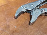 Työkalu - lukkopihdit 150 mm (Irwin 5WR Vise Grip)