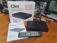 Antenni- ja kaapeliverkon HD digiboksi (Clint CT4)