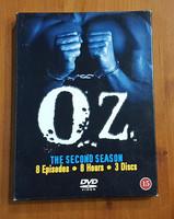 Televisiosarja (Oz - Kylmä rinki. 2.tuotantokausi) K18