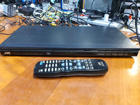 DVD -soitin (JVC XV-N650B) HDMI