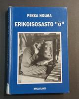 Kierrätyskirja (Pekka Holma - Erikoisosasto