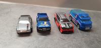 Neljä pikkuautoa (Hot Wheels) #3