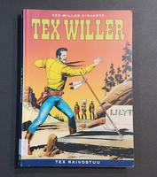 Kierrätyssarjakuvakirja (Tex Willer kirjasto: Tex raivostuu)