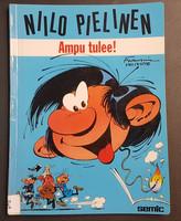 Kierrätyssarjakuvalehti (Niilo Pielinen - Ampu tulee!)