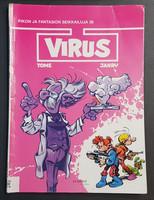 Kierrätyssarjakuvalehti (Pikon ja Fanasion seikkailuja 36: Virus))