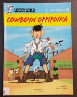 Kierrätyssarjakuvalehti (Lucky Luke - Cowboyn oppipoika)