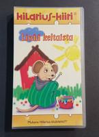 VHS-elokuva (Hilarius Hiiri - Lisää keltaista)