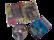 Lasten DVD elokuva (Avaruuspingviinit)