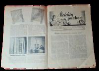 Vanha lehti (Meidän perhe nro. 5 / 1946)
