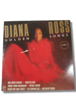 LP -levy (Diana Ross - Golden Songs)