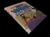 Kierrätyssarjakuvakirja (Juba Viivi ja Wagner - Kuinka kasvissyöjä kesytetään)