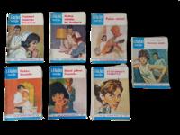 Lääkärisarja (7 irtonumeroa 1960-luvun kioskikirjallisuutta)