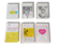 Kuvasarja & Kultasarja (6 irtonumeroa 1960-luvun kioskikirjallisuutta)
