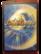 DuelMasters keräilykortti - Phantom Dragon's Flame (Dm-05)