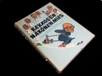 Kirja (Kekkosen näköne mies. toim. Pentti Huovinen, kuvittanut Kari Suomalainen)