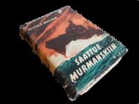 Kirja (Alistair Maclean - Saattue Murmanskiin)