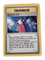 Pokemon kortti Sabrina's ESP 117/132  (Gym Heroes) #2