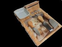 Juustotarjotin (Club Natura Cooking - Luxury Cheese Board Set)