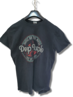 T-paita, koko M (Deep Purple)
