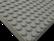 Vanha Lego T -risteys rakennuslevy