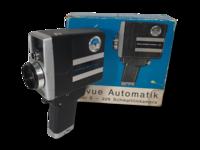 Kaitafilmikamera (Revue Automatik Super 8 - 225)