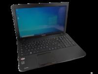 Kannettava tietokone (Toshiba Satellite C850D - 12P)