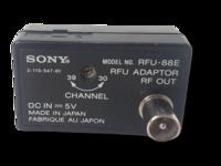 RF-adaptori (Sony RFU-88E)