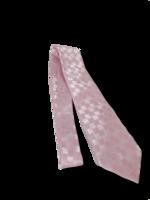 Kravatti (vaaleanpunainen)