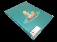 DVD -televisiosarja (Simpsonit - The Simpsons - Kahdeksas tuotantokausi) K12