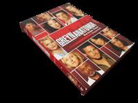 DVD -televisiosarja (Greyn anatomia - Neljäs tuotantokausi - Extended) K12