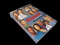 DVD -televisiosarja (Greyn anatomia - Kolmas tuotantokausi - Seriously expanded) K12