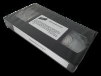 VHS -elokuva (Rakkauden ehdot) S