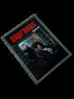 DVD -televisiosarja (Sopranos kausi 6) K16