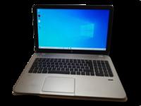 Kannettava tietokone (HP Envy 15)
