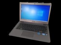 Pieni kannettava tietokone (Samsung NP530U3C) W10/i5/8G/500GtHDD