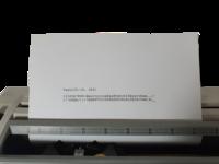 Sähkökirjoituskone (Smith Corona XL 1850)