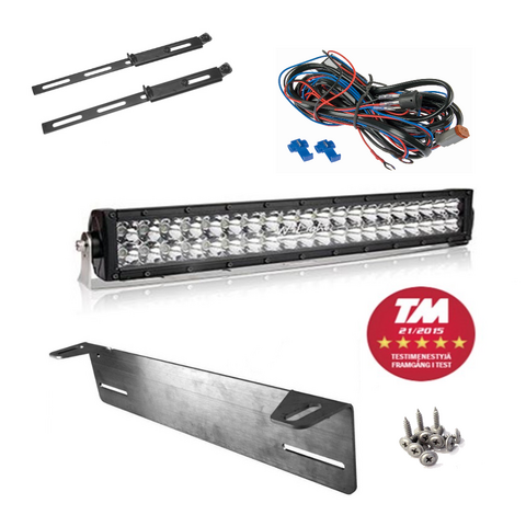 LED-lisävalo W-Light TYPHOON 590, ref 40 - PAKETTINA!