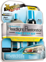 Meguiar's Perfect Clarity Kit umpion kunnostussarja