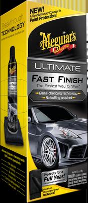 Meguiar's Ultimate Fast Finish *Suosittu!*