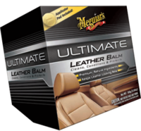 Meguiar's Ultimate Leather Balm nahanhoito