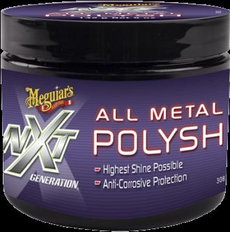 Meguiar's NXT All Metal Polish
