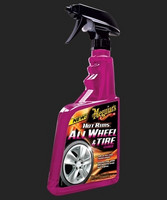 Meguiar's Hot Rims All Wheel Cleaner vannepesuaine