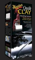 Meguiar's Quik Clay Starter Kit - Savestussetti